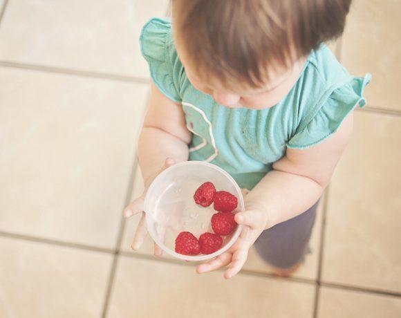 Skamaráťte svoje dieťa so zdravými potravinami