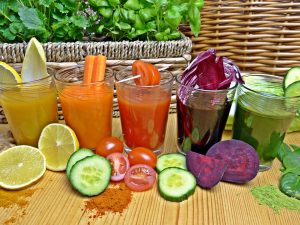 Zeleninové šťavy