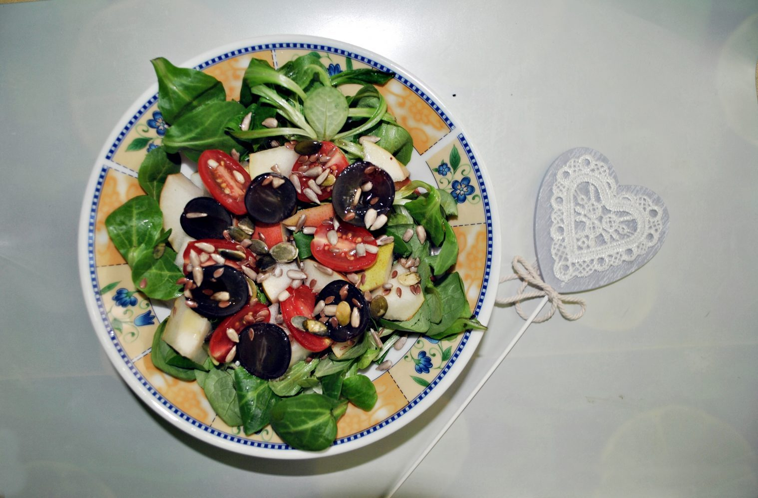 Ovocno-zeleninový šalát