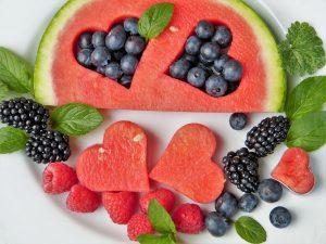Ovocie na letné snacky