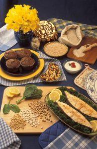 Potraviny bohaté na horčík