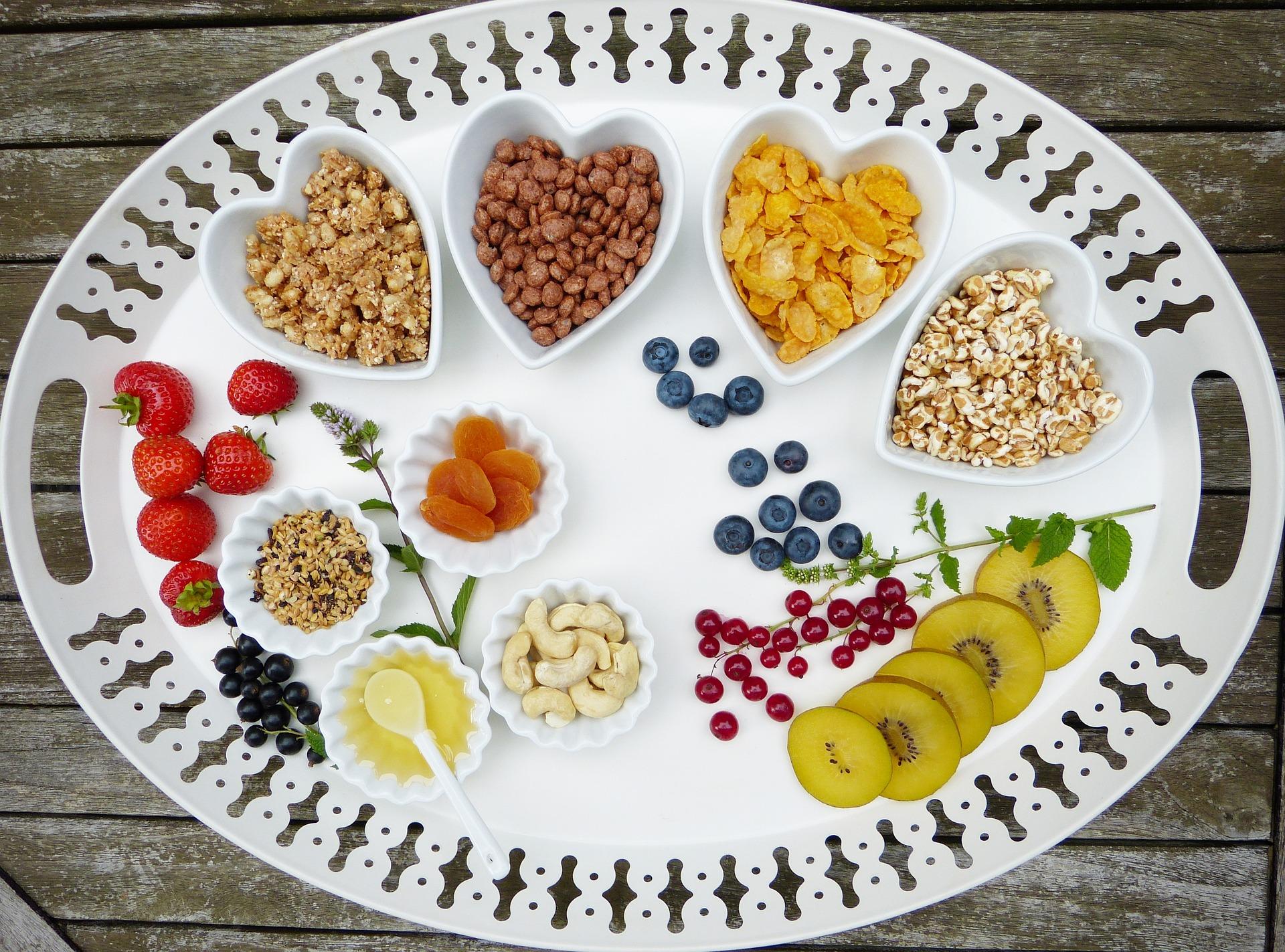 Potraviny s vitamínom C