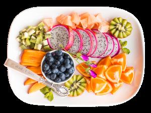Tanier ovocia a zeleniny