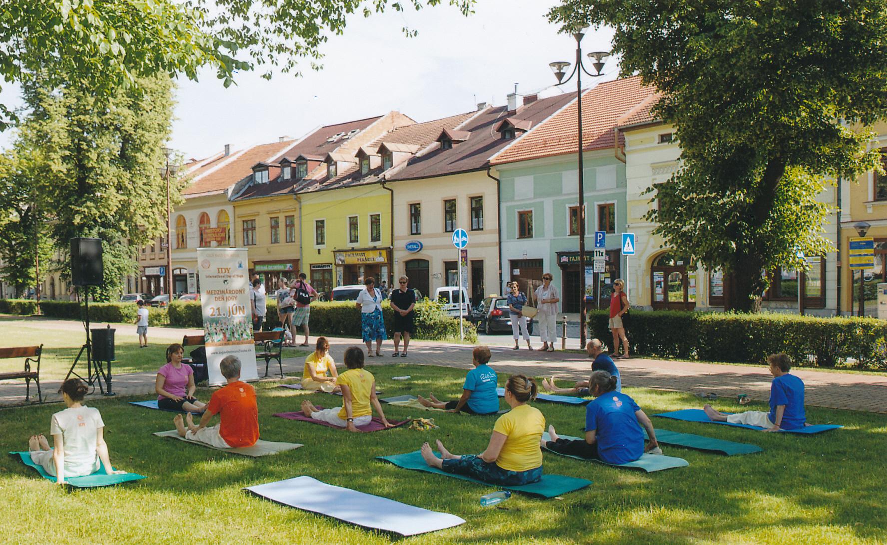Celoslovenský seminár pre cvičiteľov jógy
