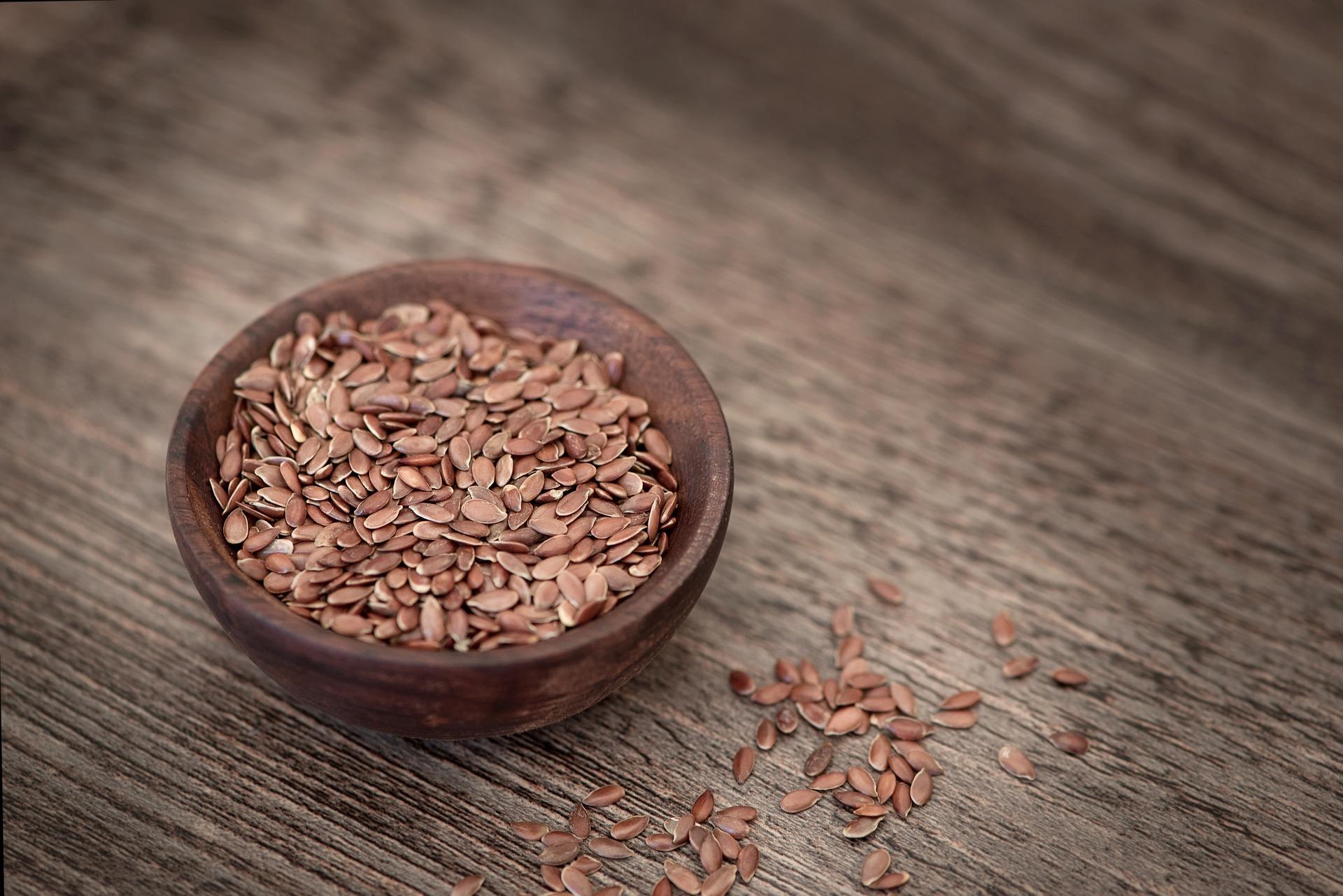 Ľanové semienka
