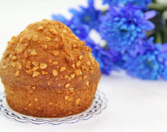 Špaldové muffiny