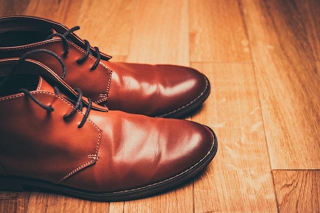 topánky potreté kokosovým olejom