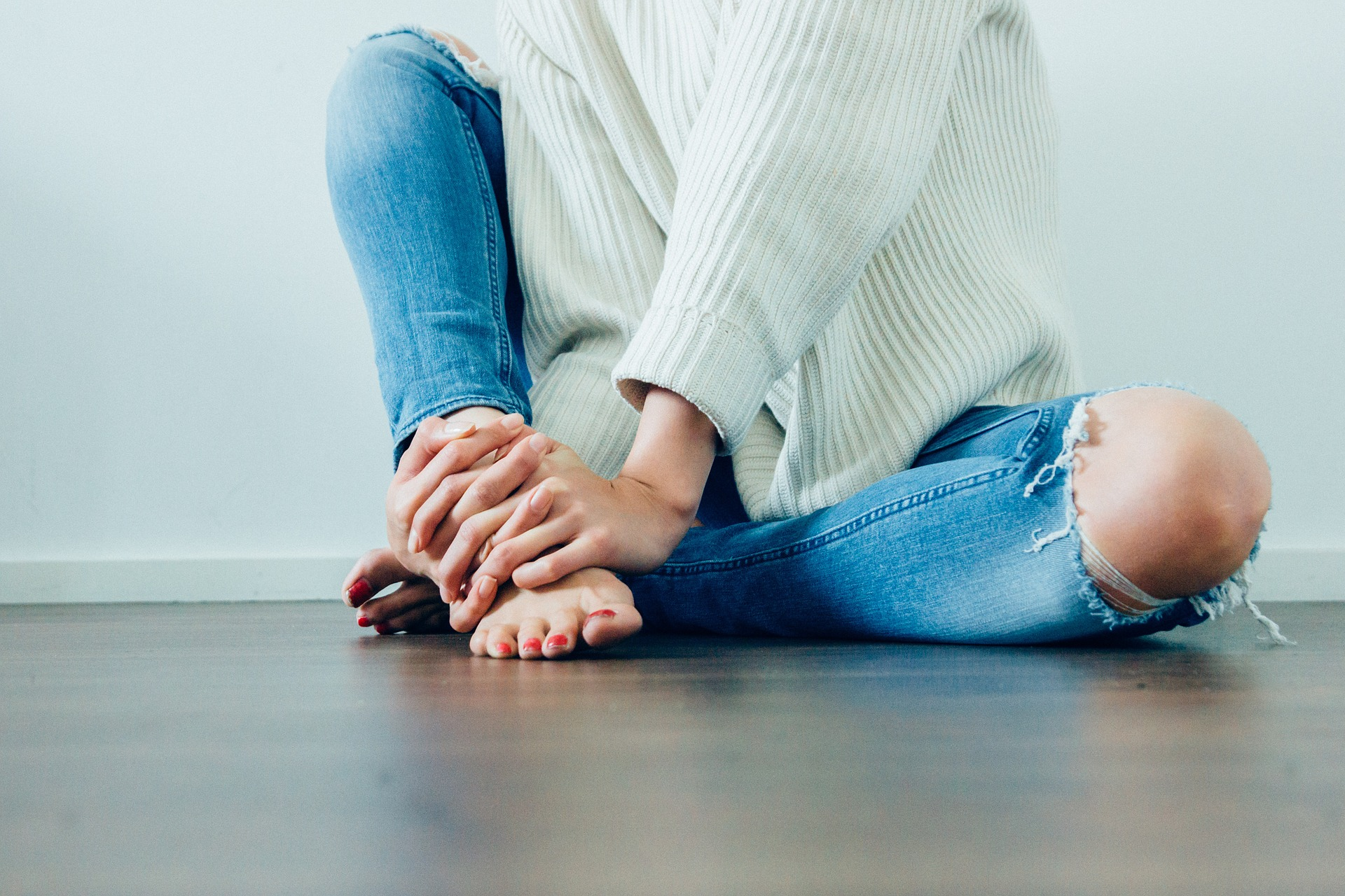 Zdravé a spokojné nohy