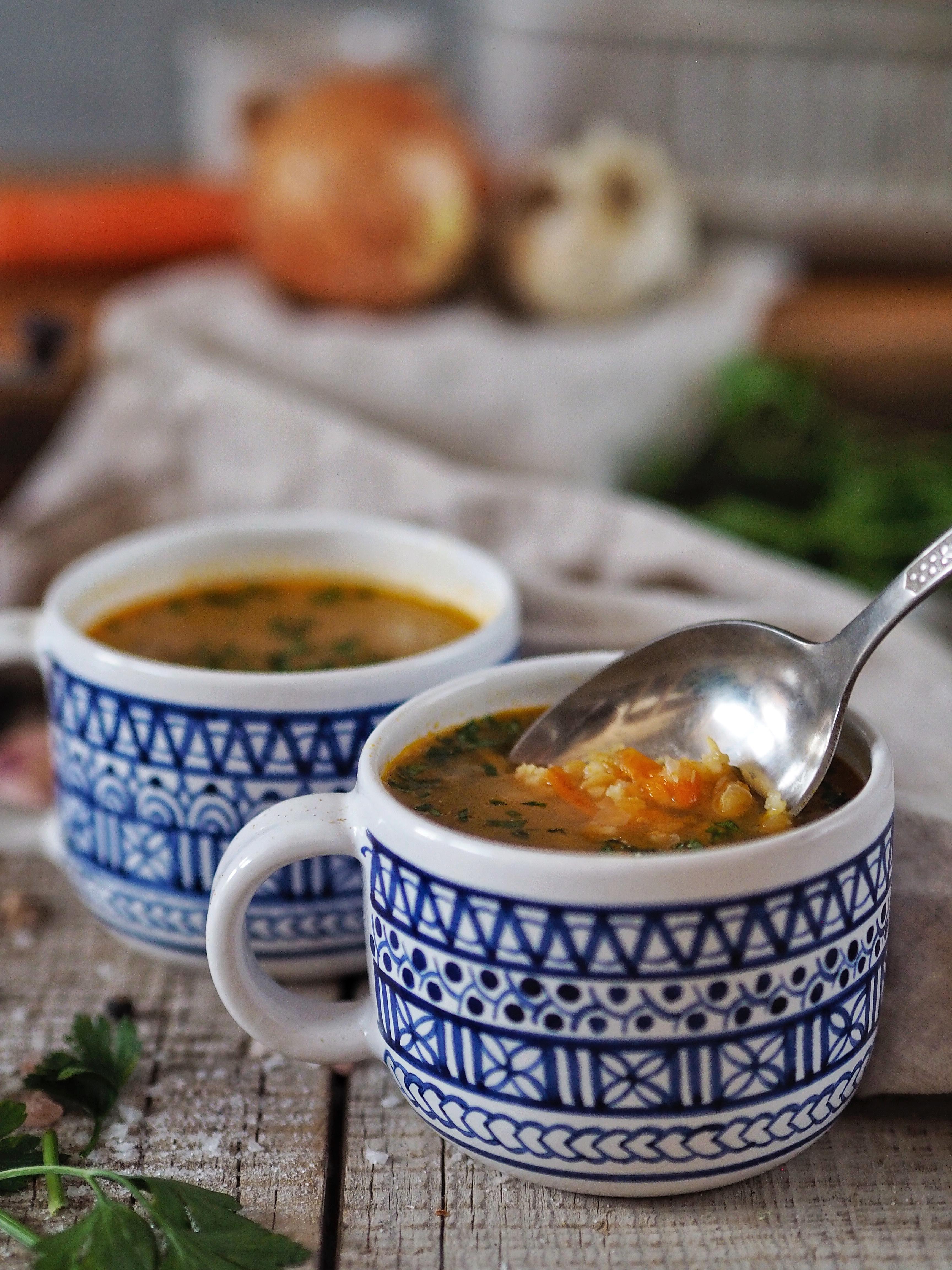 Zeleninová polievka doplní živiny deťúrencom