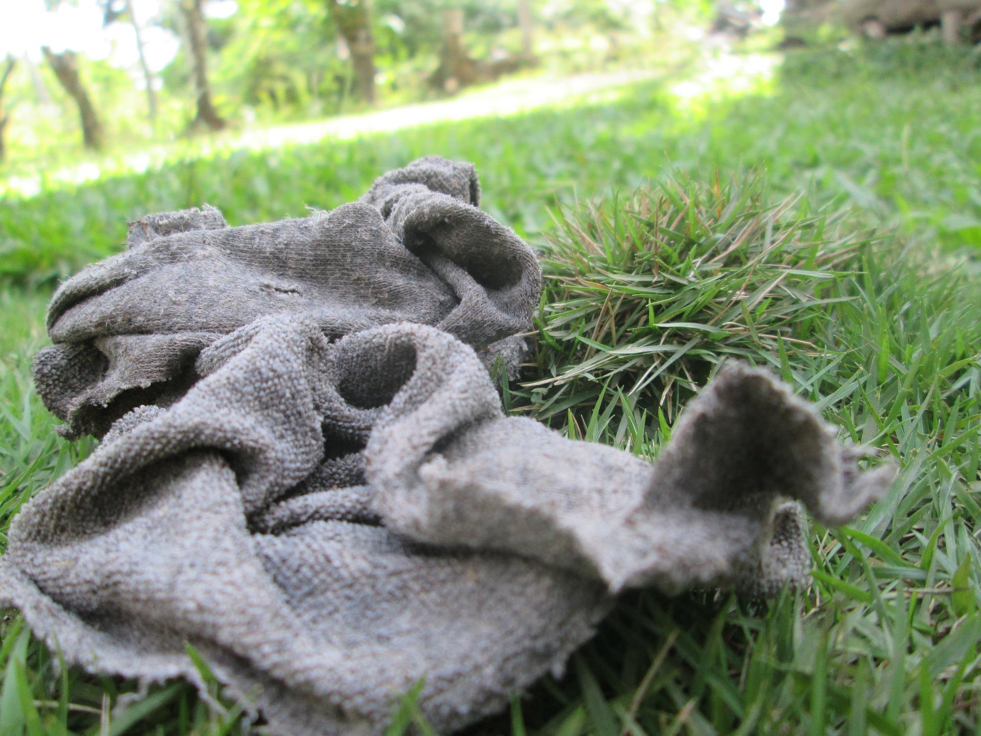 Vyrob si handričky zo starého oblečenia