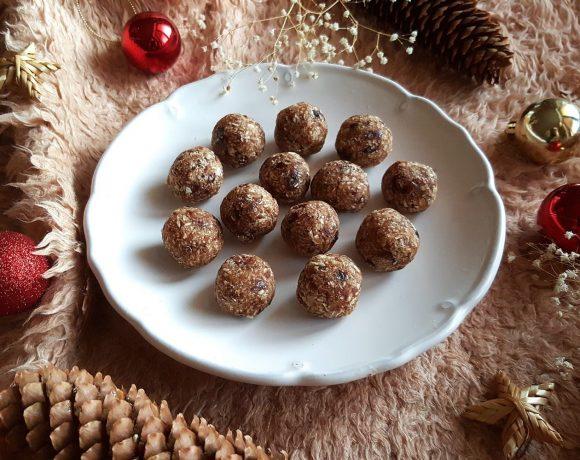 Datle pre zdravie: Datľove guľky z troch ingrediencií