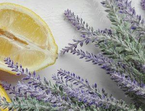 Citrón a levanduľa - dokonalá kombinácia chutí
