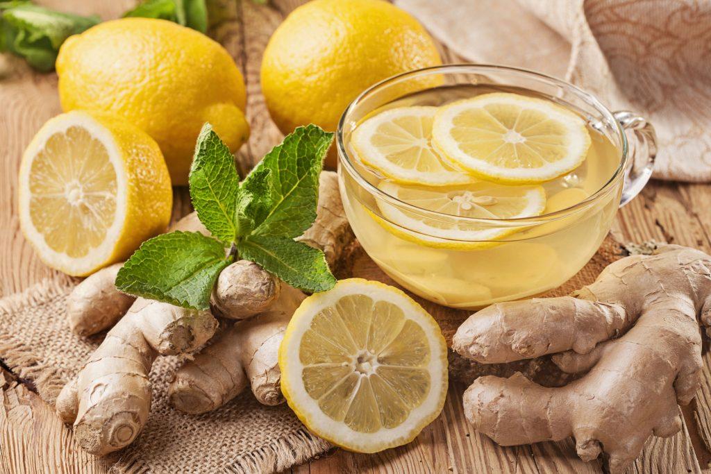 Zázvorový čaj je verným pomocníkom v boji s chrípkou a nachladnutím
