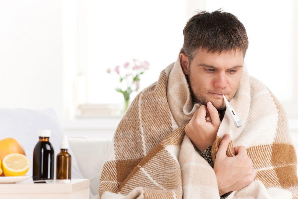 Zázvor je prírodným liekom proti chrípke