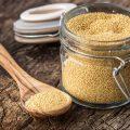 Zrno amarantu obsahuje všetky potrebné živiny pre fungovanie organizmu