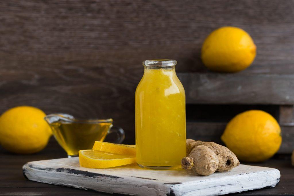 Elixír zdravia v podobe domáceho zázvorového sirupu