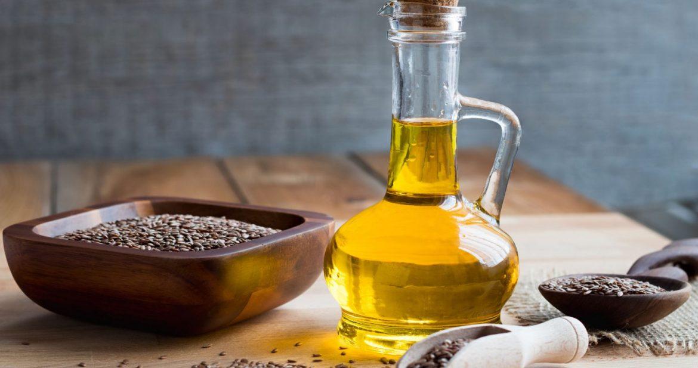 Ľanový olej a semienka