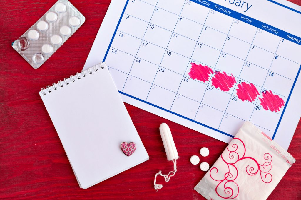 Komplikácií počas menštruácie býva mnoho, preži ju čo najkomfortnejšie